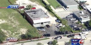 The Sports Barn Bar Shooting, Davie, FL, Leaves One Man Injured.