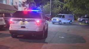 North Miami, FL Apartment Complex Shooting Injures One Man.