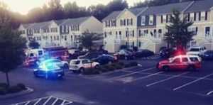 The Rowan Apartments Shooting, Columbia, SC, Leaves One Man Fatally Injured.
