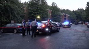 Alexandria, VA Apartment Complex Shooting Leaves Five People Injured.