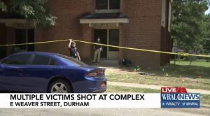 Durham, NC Apartment Complex Shooting Injures Boy.