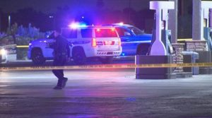 Carlos Garcia Fatally Injured in Phoenix, AZ Gas Station Shooting.
