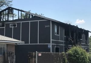 Katherine White, Diana Engstrom Identified as Victims in Deadly Reno Apartment Fire; Kimberly Miller Injured.
