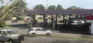 Affton, MO Gas Station Shooting Injures One Man.