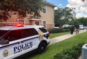 Jason W. Dillard Fatally Injured in Ft. Pierce, FL Apartment Complex Shooting.