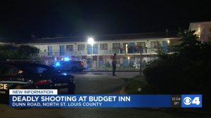 St. Louis, MO Hotel Shooting Leaves One Man Fatally Injured.