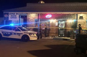 Cancun's Sports Bar and Grill Shooting, Tallahassee, FL, Injures One Person.
