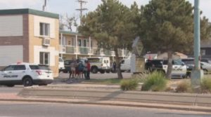 Radiant Inn Motel Shooting, Aurora, CO, Leaves One Man Fatally Injured.