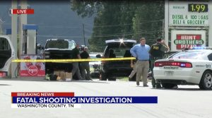 Washington County, TN Gas Station Shooting Claims Life of One Person.