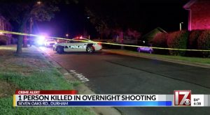 Michael Harris Identified as Victim in Fatal Shooting at Durham, NC Apartment Shooting.