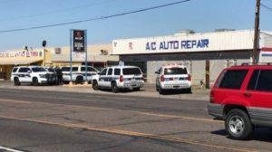 Gabriel Lopez-Felix Fatally Injured in Phoenix, AZ Parking Lot Shooting.