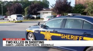 Hawk's Landing Apartments Shooting, Greenville, SC, Claims Lives of Two Men.