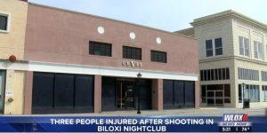 Level Nightclub Shooting in Biloxi, MS Injures Three People.