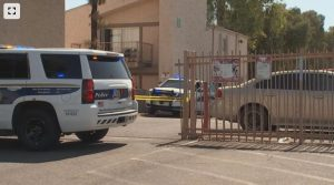 Phoenix, AZ Apartment Complex Shooting Claims Life of One Man.