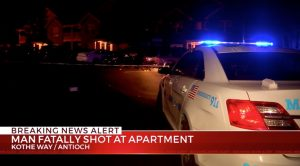 Weatherly Ridge Apartments Shooting/Attempted Robbery in Antioch, TN Claims Life Of One Man.