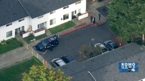 Seattle, WA Apartment Complex Shooting Claims Life of One Man.