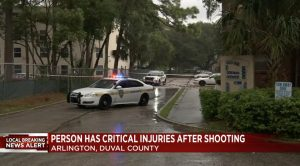University Place Apartments Shooting, Jacksonville, FL, Injures One Adult Teen.