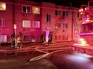 Aurora, CO Apartment Fire Claims One Life, Injures Multiple Others.