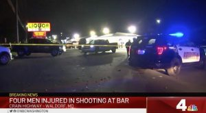 Dontrell Lowell Watson Fatally Injured in Waldorf, MD Bar Shooting; Three Others Injured.