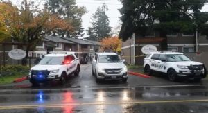 Tacoma, WA Apartment Complex Shooting Fatally Injures One Man.