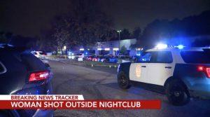 Raleigh, NC Nightclub Parking Lot Shooting Leaves One Woman Injured.