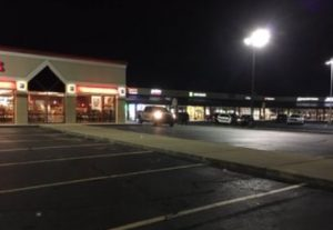 Lawyers Square Shopping Center Shooting, Mint Hill, NC, Leaves One Person Injured.
