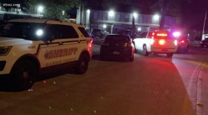 Houston, TX Apartment Complex Shooting Leaves One Man Fatally Injured.