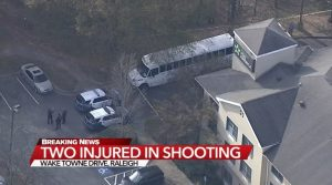 Raleigh, NC Extended Stay Hotel Shooting Injures Two Men.