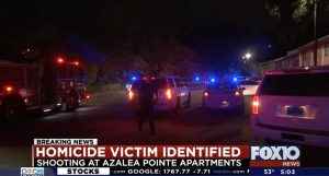 GaKevia Johnson Fatally Injured in Mobile, AL Apartment Complex Shooting; One Other Person Injured.