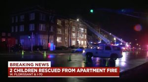 St. Louis, MO Apartment Building Fire Injures Multiple Adults and Children.