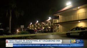 Luise Ramirez, Rudie Rene Casillas Fatally Injured in Bakersfield, CA Motel Shooting.