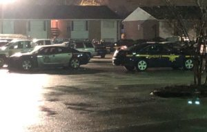 Greenville, SC Apartment Complex Shooting Leaves One Person Injured.