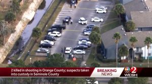 Orlando, FL Apartment Complex Shooting Claims Two Lives, Injures One Other Person.