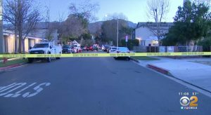 Possible Apartment Building Home Invasion Shooting in Burbank, CA Claims Life of One Man.