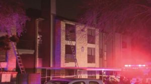 The Hub at Chisholm Trail Apartments Fire in Fort Worth, TX Tragically Claims the Life of One Man.