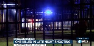 Joshua Bennet Fleming Fatally Injured in Charlotte, NC Apartment Complex Shooting.
