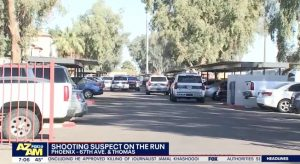 Phoenix, AZ Apartment Complex Shooting Claims the Life of One Man.