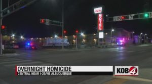 Albuquerque, NM Motel Shooting Claims Life of One Man.