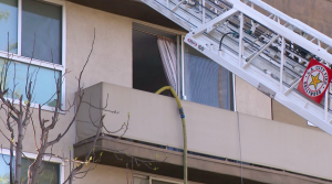 Los Angeles, CA Apartment Building Fire Claims Life of One Man.