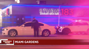 Studio 183 Lounge Shooting in Miami Gardens, FL Claims One Life, Injures One Other.