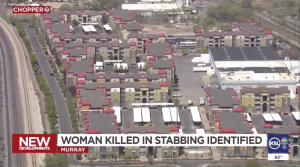 Melissa Wood Fatally Injured in Murray, UT Apartment Complex Stabbing.