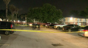 Young Child Injured, Man Loses Life in Houston, TX Apartment Complex Shooting.