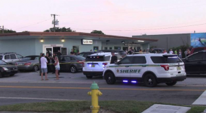 Slide Inn Bar Shooting in Cape Canaveral, FL Leaves One Man Injured.