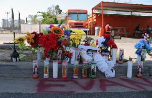 Evan Robinson Fatally Injured Keyes, CA Food Truck Parking Lot Shooting.