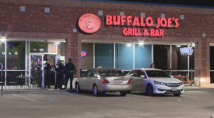 Buffalo Joe's Grill and Bar Shooting in Dallas, TX leaves One Woman Injured.