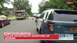 Sharen White Fatally Injured in Raleigh, NC Apartment Complex Shooting.