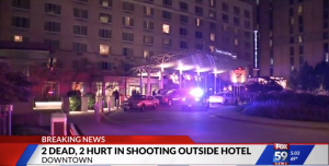 Fairfield Inn & Suites Hotel Shooting in Indianapolis, IN Claims Two Lives and Injures Two Other.