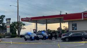 Little Rock, AR Gas Station Shooting Leaves One Person Injured.