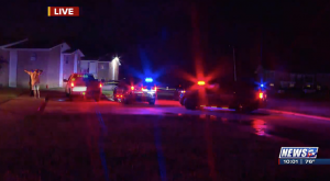 Clifton Love Fatally Injured in Navasota, TX Apartment Complex Shooting.