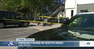 Bryan Sanders Fatally Injured in Reno, Nevada Apartment Complex Shooting.